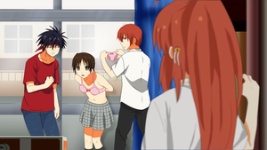 Daily Lives of Little Busters! by JohnnyHidari