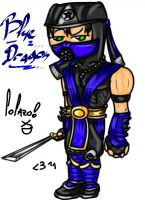 Angry Blue xDDD by Princess-Flopy-13