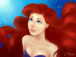 Ariel by Cate397