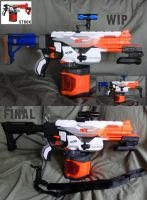 Nerf Pyragon Mod - Final by MarcWF