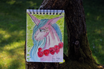 Unicorn by Diffethan