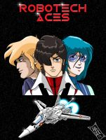 Robotech Aces by Soulgem01