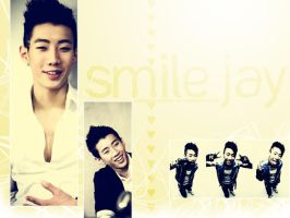 2PM: Smile, cause we love you. by loversCARRIEMON