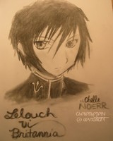 Lelouch vi Britannia by chellelikejelly