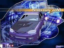 Streetkiaz Wallpaper by WickedAwsome