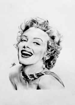 Marilyn Monroe by SMACK0969