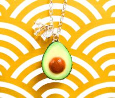Avocado Necklace - Single by KawaiiCulture