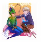 RotG Jack and Tooth by Foxsnout45