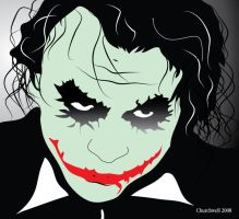 The Joker by TheArtofChurchwell
