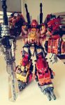 MasterMind Creation  Feral Rex 05 by smokescreen483