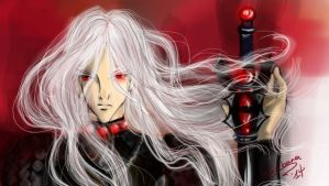 Elric of Melnibone by Barbie-Auth