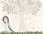 tree girl by soychai