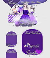 Taylor Swift Free Layout PSD by PauLiiLover