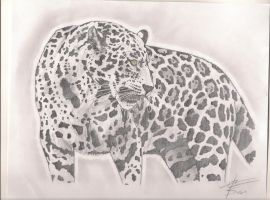 Jaguar by keldon7
