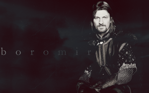 Boromir Wallpaper 2 by LadyBoromir