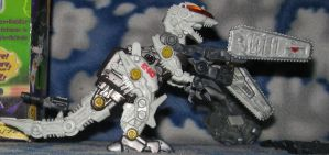 SpinoSnapper Zoid by Eternalskyy