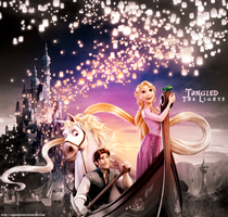 Tangled by luanaazevedo