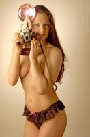 Girl behind the Camera, n.32 by Carnisch