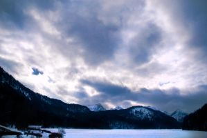 Bavarian Alps by Findae