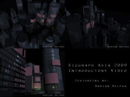 Siggraph Asia 2009 Video by DelphaDesign