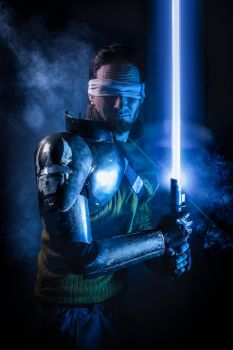 Kanan Jarrus - Rebel by methosivanhoe