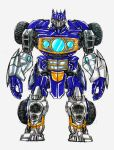 Soundwave Sketch by Jochimus