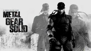 Metal Gear Solid Legacy Collection (1987-2013) by Outer-Heaven1974