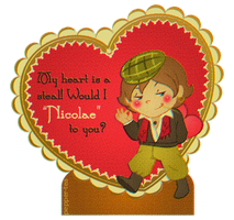 Valentine: Nicolae by pepper-tea