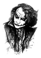 The Joker by NRD2609