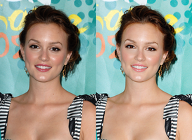 leighton meester retouch 2 by miseryloneliness