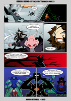 DU July 2013: Attack on Thunder page 3 by VexusVersion