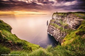 Cliffs Of Moher, Ireland by MavorsPL