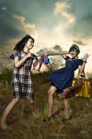 The Picnic by Baratlaut