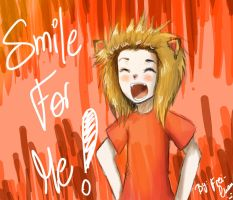 Smile For Me! by Freiheit-Izumi