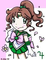 Sailor Jupiter by bchan