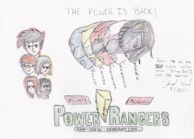 The Power Is Back by Jred20