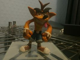 VV Crash Bandicoot Model by FierceTheBandit