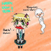 New Year Gift - 1# for roona-chan by LariCat