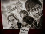 Harry Potter by LauraKordikova