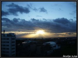 Portsmouth Skyline 2 by sylver-shadow
