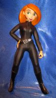 Kim Possible in a rubber wetsuit by TeenTitans4Evr