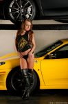 black and yellow by scarlettrenee