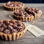 Chocolate tartalettes by Pokakulka