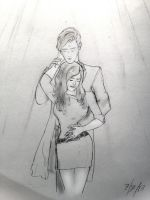 Doctor Who: 11 and the Impossible Girl by Omnipotrent