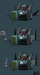 Tired Lil Prowl by VolverseLoco