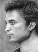 Robert Pattinson V by TomsGG