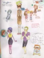 New Sketchbook 2 by blouse