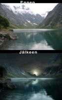My Lake Photo Manipulation by PortgasGFX