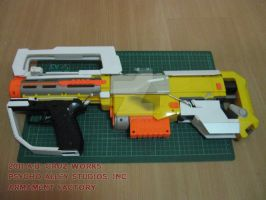 BLASTERSMITHING 01 by ARMAMENTFACTORY