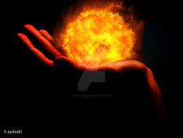 Sun in the Palm of my Hand by Jezzy-Fezzy